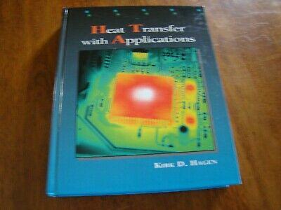 HEAT TRANSFER WITH APPLICATIONS HAGEN 1999  HC  ()