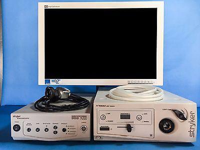 Stryker 988 Camera Set