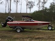 16ft Haines SO Ski Boat Torquay Fraser Coast Preview
