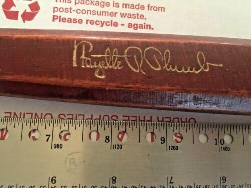 "Vintage HAMMER HANDLE 13.5"" - Fayette R. Plumb (Faux Signature) RARE 1950"