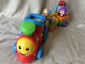 Fisher price Laugh & Learn smart stages train