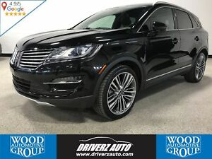 2015 Lincoln MKC CLEAN CARFAX, AWD RESERVE .