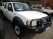 2005 Nissan Navara Ute TURDO DIESEL 4X4 $50.00PW Highgate Perth City Preview