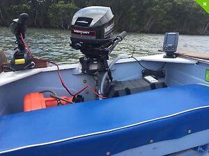 Fishing tinnie Greystanes Parramatta Area Preview