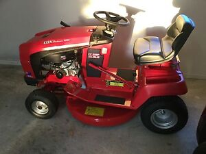 Cox Stockman 4000 ride on mower Paynesville East Gippsland Preview