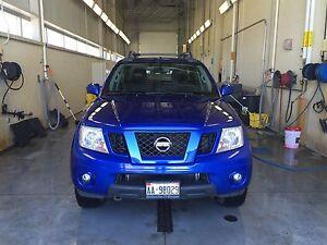 2012 Nissan Frontier Pro-4X Crew Cab