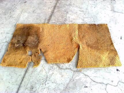 valiant VH.. R/T.. PACER.. CHARGER carpet underlay (geniune)