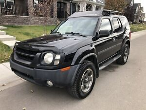 Supercharged NISSAN XTERRA 2003 4X4 manual