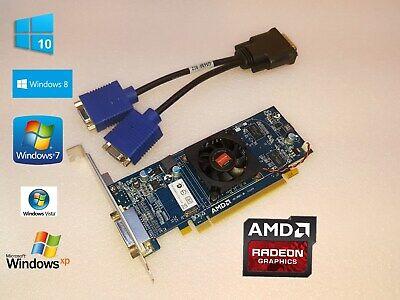 HP Pavilion s5614f s5620f s5621f s5623w s5650z HD Dual Display VGA Video Card