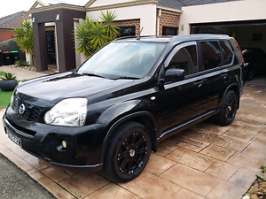 Nissan Xtrail 2009 auto 4x4 Taylors Hill Melton Area Preview