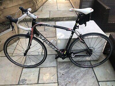 Specialized Roubaix Fact, 56.5cm (Large) Carbon Fibre, Road Bike, Just Serviced.