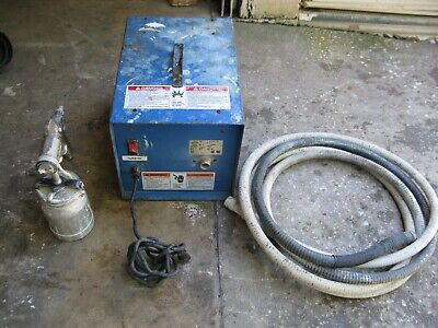 Cx7 Turbine Graco Croix Hvlp Spray Paint System Cx-7