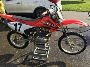 CRF 150f in great condition