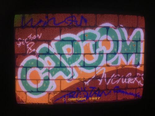 STREET FIGHTER 1987  ARCADE PCB  JAMMA BOOTLEG VERY GOOD CONDITION