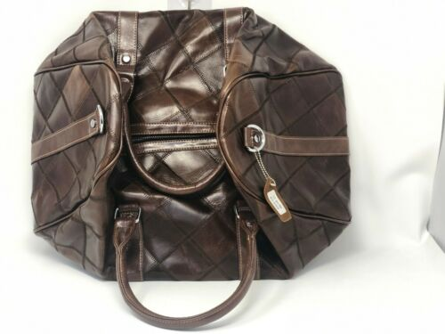 Leather Handbag Zipper with Inside Pocket