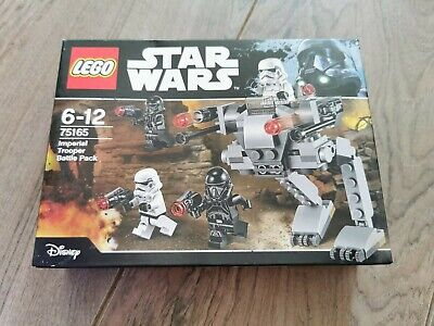 LEGO Star Wars - Imperial Trooper Battle Pack (75165) - Brand New Sealed
