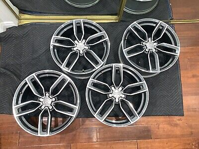 "19"" AUDI A3, S3, RS3 OEM Wheel Rim Factory Original like new condition"