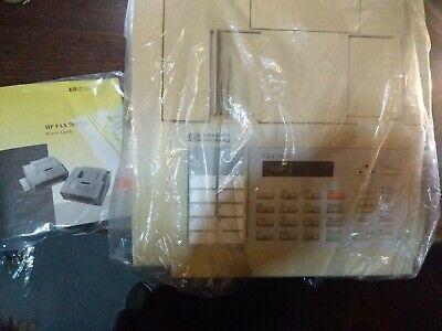Vintage Hewlett Packard Fax Copy Machine Model 700
