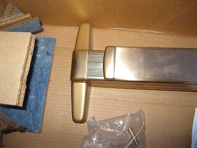 Von Duprin Rim Exit 33 Series Exit Device 4 Bronze Nltp Us4