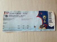 Used Sammler Ticket Copa America 2019 #26 Final Brazil Brasilien vs Peru