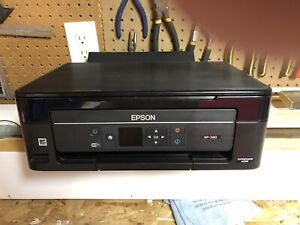 EPSON XP340 Wireless Printer/Scanner