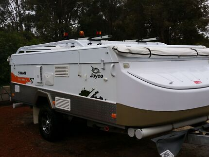 Jayco Outback Swan Pop Top Parkerville Mundaring Area Preview