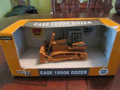 ERTL 1/50 SCALE DIE CAST CASE 1850K DOZER NIB NEVER DISPLAYED
