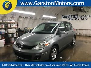 2012 Nissan Versa SL*AM/FM/CD/AUX*CLIMATE CONTROL*TRACTION CONTR