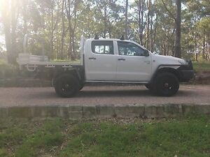 Toyota Hilux S/R 4x4 Windsor Hawkesbury Area Preview
