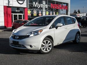 2015 Nissan Versa SL, STANDARD, NAVIGATION, BACK UP CAMERA, HEAT