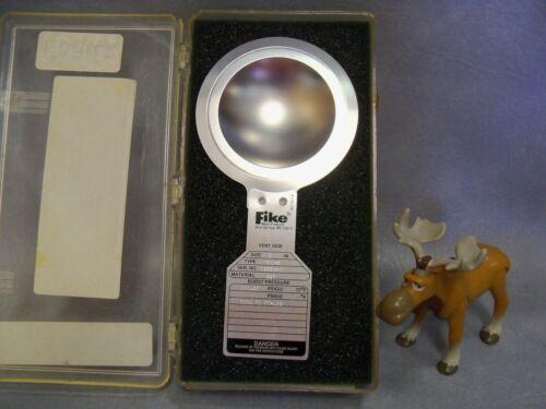 """FIKE Rupture Disc 2"""" MRKI-5 SST Torq 70 ft-lbs"""