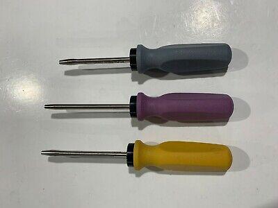 Bundle Of 3x Depuy Mitek Reusable Cannulated Obturators 214113 214117 214119
