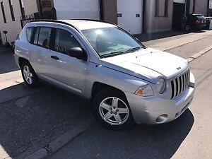 2007 Jeep Compass 2.4L , Certified&E-tested