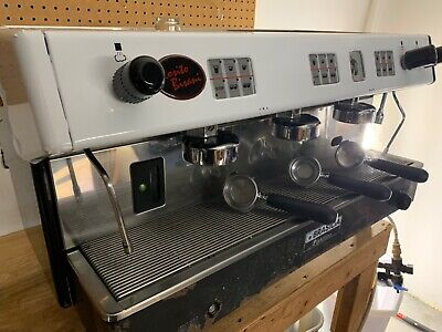Brasila Potofino 3 Group Espresso Machine Used And Working Condition