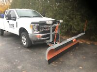 Snow removal and commercial property maintenance