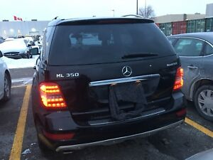 2011 Mercedes Benz ML350 Bluetec Diesel SUV Fully Loaded
