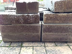 Brick Pavers - from an old retaining wall Grange Charles Sturt Area Preview