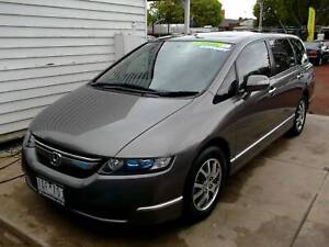 2008 HONDA ODYSSEY Bacchus Marsh Moorabool Area Preview