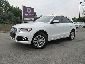2016 Audi Q5 2.0T Progressiv LOADED NAV/REAR CAMERA/PANORAMIC