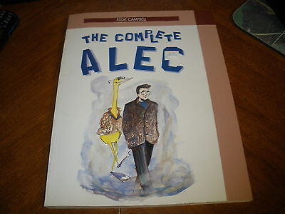 Complete Alec Gn Eddie Campbell Bacchus Eclipse Acme 1990 Oop New Nm