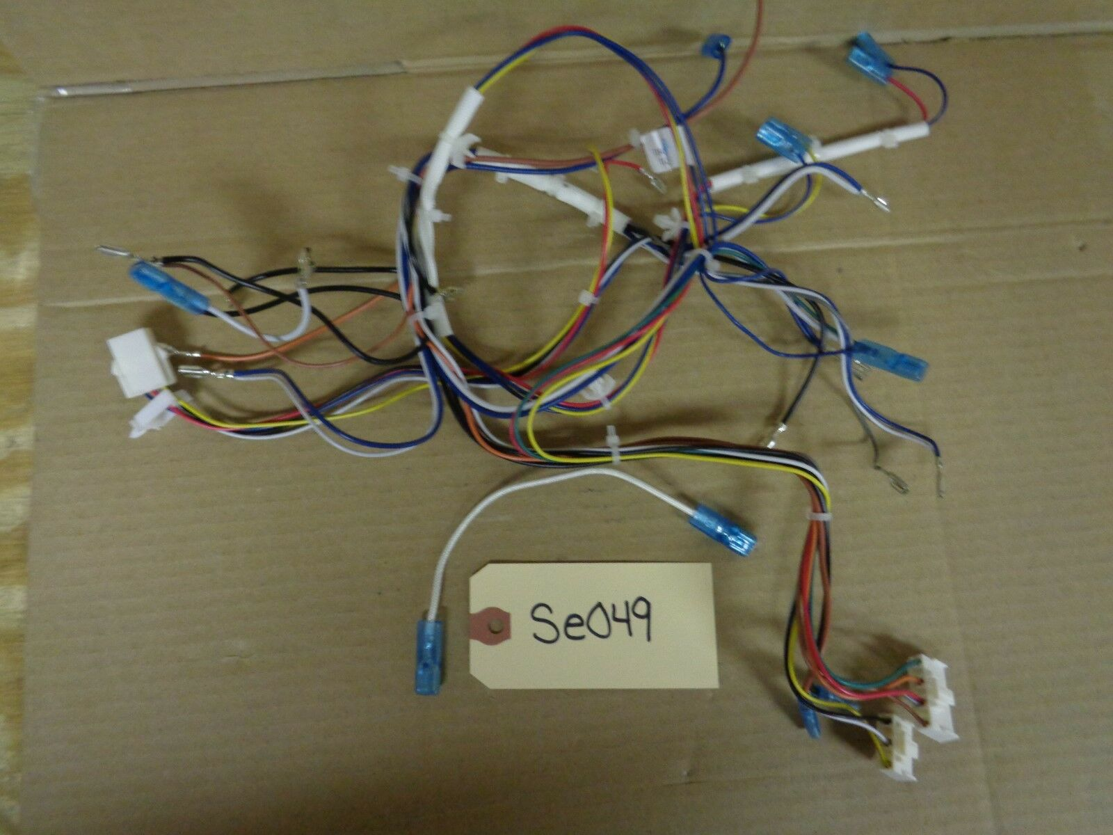 Whirlpool Convection Microwave Oven Wiring Harness WMH31017H