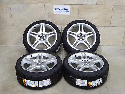 """Original Mercedes AMG 18"""" CLS C219 CLS55 CLS63 Winterräder Pirelli NEU X269"""