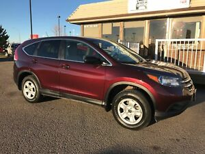2014 Honda CR-V LX Sold To A Great Customer
