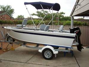 Boat, Family, Fishing, Leisure - Stessco Catcher SFX450 $14,500