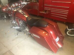 Harley Davidson FLHX reduced