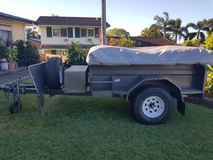 ABL Standard Heavy Off Road Camper Trailer Mount Pleasant Mackay City Preview
