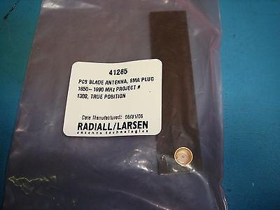 Radialllarsen 41265 New Pcs Blade Antenna Sma Plug