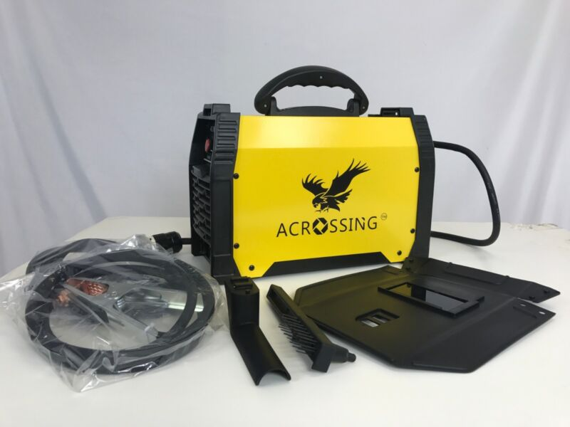 Acrossing Arc 160 welder 110V & 230V Dual Voltage Welding machine