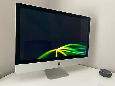 "Apple iMac 27"" 5k 3.2GHz i5 24GB Memory 1TB Fusion Hard Drive (October, 2015)"