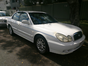 Hyundai Sonata 2004 Automatic V6 REGO 05/08/18!!! West End Brisbane South West Preview